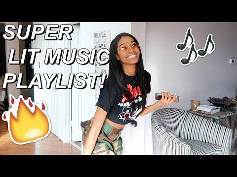 MY LIT MUSIC PLAYLIST   Songs You NEED in 2018 *EXPLICIT* 🔥