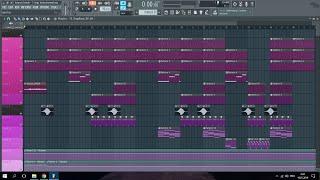 Ariana Grande - 7 rings (Instrumental) + FLP