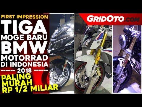 BMW R NineT Spezial, All New S1000R, R 1200RT Spezial 2018 First Impression GridOto