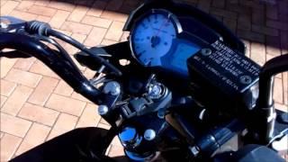 Escapamento Disarsz para Fazer 150cc