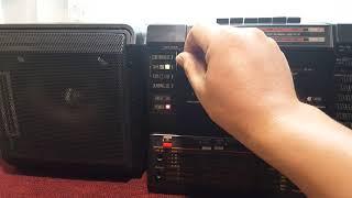 Cassette Radio Sharp WF-T737