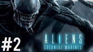 One przeważnie przychodzą w nocy, przeważnie - Alien: Colonial Marines #2