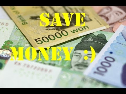 How Much Can You SAVE Teaching in Korea?