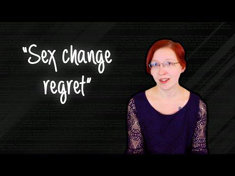 """Gender Analysis 09. Walt Heyer and """"sex change regret"""""""