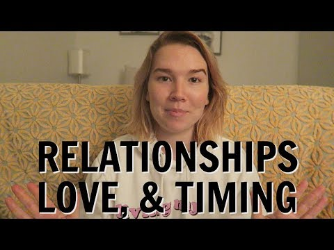 Opening Up About Relationships, Love & Timing | Vlogmas Day 11