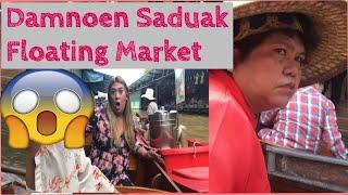 Travel Vlog | Damnoen Saduak Floating Market | Vlog 05