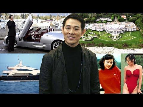 Jet Li's Lifestyle ★ 2018