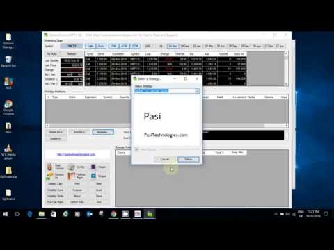 OpStrater: The Options Strategy Trade Planner (Quick Start Guide Video)