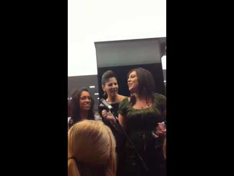 Real Housewives of NJ Karaoke