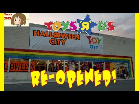 ToysRus REOPENED As