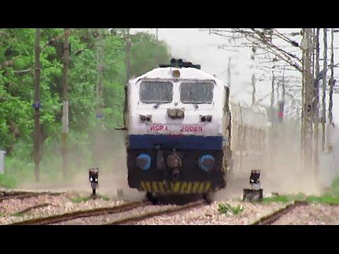 180 KM/HR TRIAL RUNS : Talgo Train surpassed Gatimaan Express Speed on IR's Fastest Rail Sector..!!