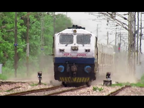 Thumbnail: 180 KM/HR TRIAL RUNS : Talgo Train surpassed Gatimaan Express Speed on IR's Fastest Rail Sector..!!