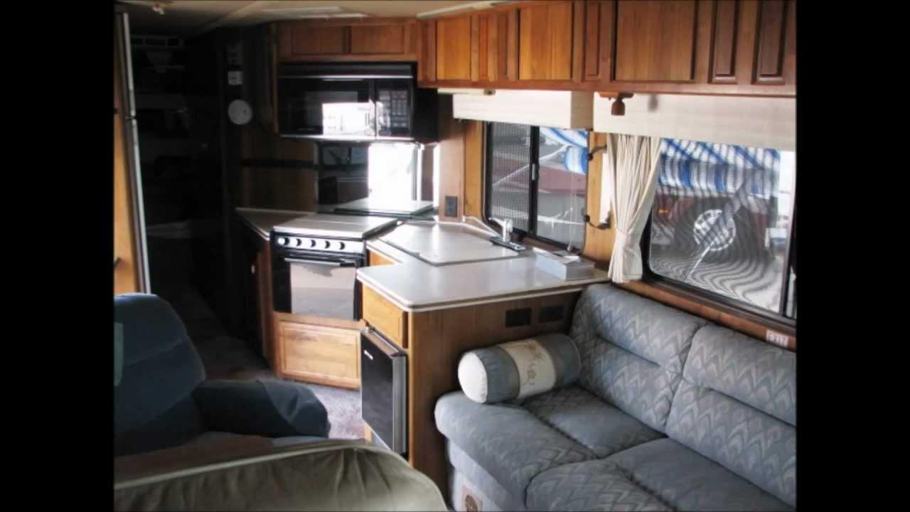 1990 Foretravel Grand Villa Motorhome Sales Arizona Rv