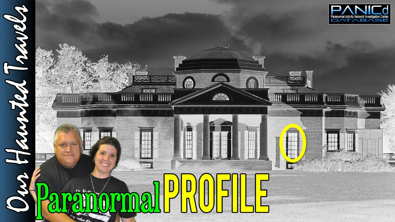 Visiting Thomas Jefferson's Monticello (Virginia) | Our Haunted Travels by: PANICdVideos