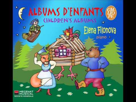 Elena Filonova plays Rodion Shchedrin Let's play an Opera by Rossini/Jouons un opéra de Rossini