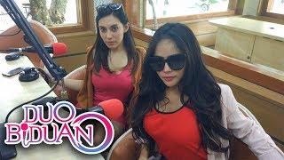 Duo Biduan Menyanyikan Lagu kangen Sayang Saat Interview Di Bens Radio Jakarta