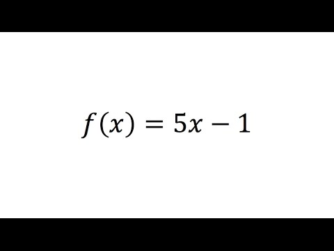 Find derivative of fx=5x 1 using the power sum and difference and constant multiple rule HD
