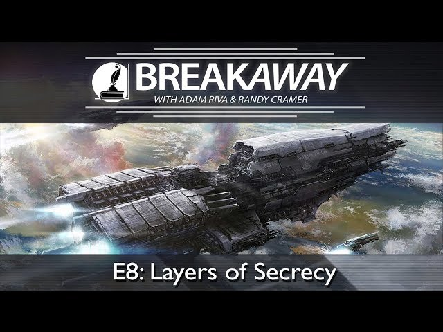 #8 Layers of Secrecy feat. Randy Cramer | BREAKAWAY | Season 2