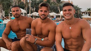 DUBAI WITH MIKE THURSTON & ROB LIPSETT