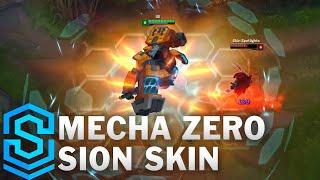 Mecha Zero Sion Skin Spotlight - Pre-Release - League of Legends