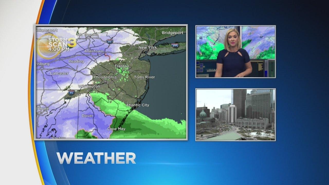Lauren's Saturday 4 PM Weather Update