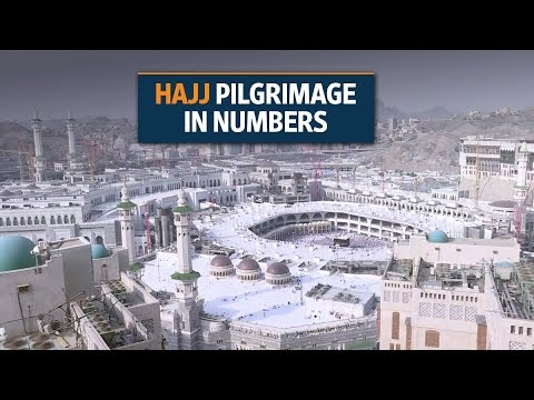 Hajj boosts Saudi Arabia's oil-dependent economy