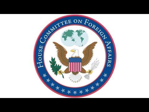 Subcommittee Hearing: Emerging Threat of Resource Wars