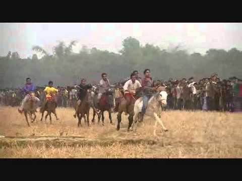 Tangail Horse Race  Video