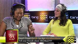 "Don't Trust the B in Apartment 23 After Show  Season 2 ""Episodes 8 & 9"" 