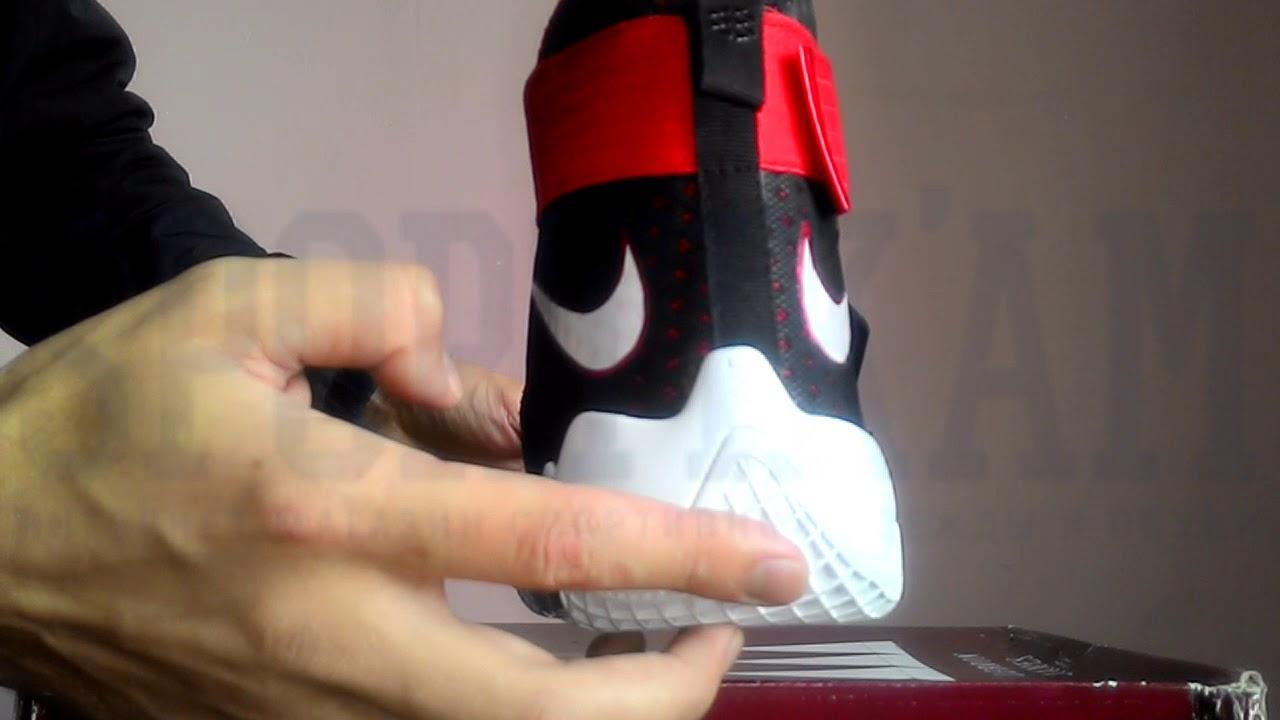 Баскетбольные кроссовки LeBron Soldier 10 SFG 844374-016 - YouTube 5370f5b26e0d9