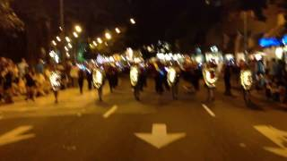 Castle HS Band | Waikiki Holiday Parade 2014 | Payphone