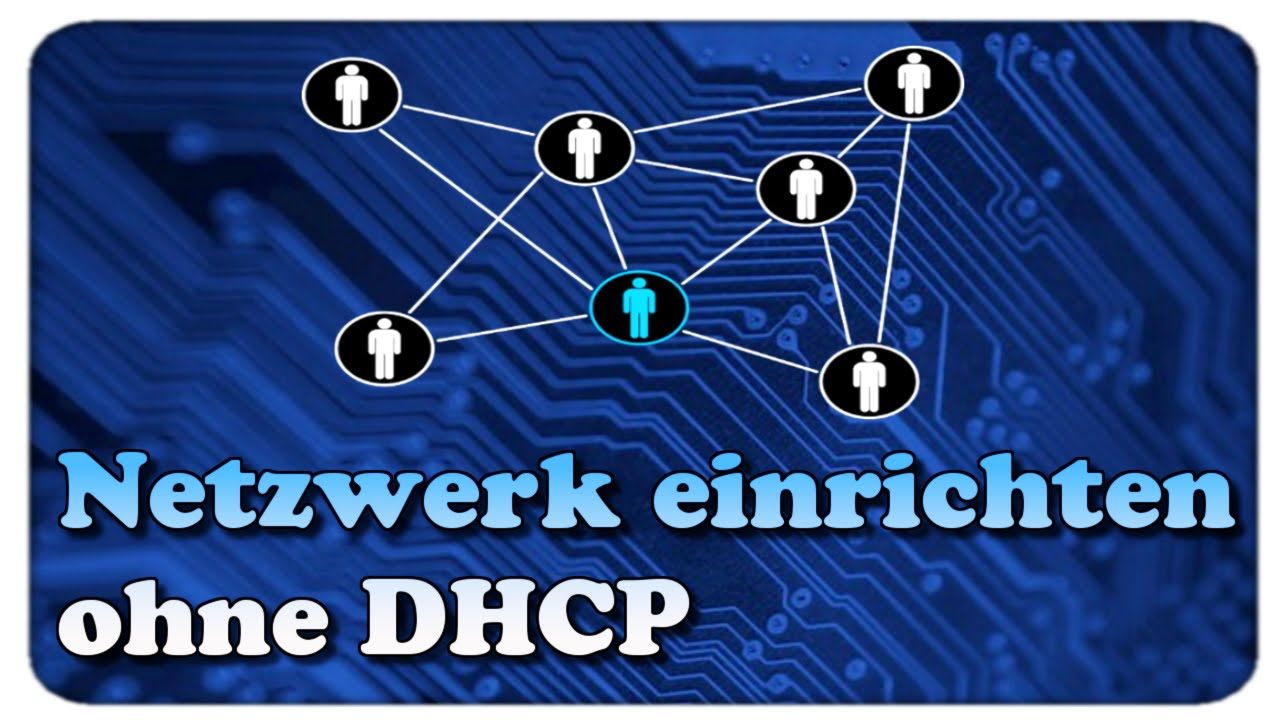 Netzwerk Einrichten Win U Linuxdeutsch German Youtube