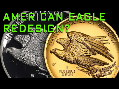 US Mint Seeks NEW Designs American Eagle Gold & Silver Bullion Coins!