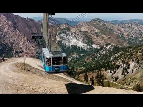 Wasatch mountains tram ride, salt lake city tours
