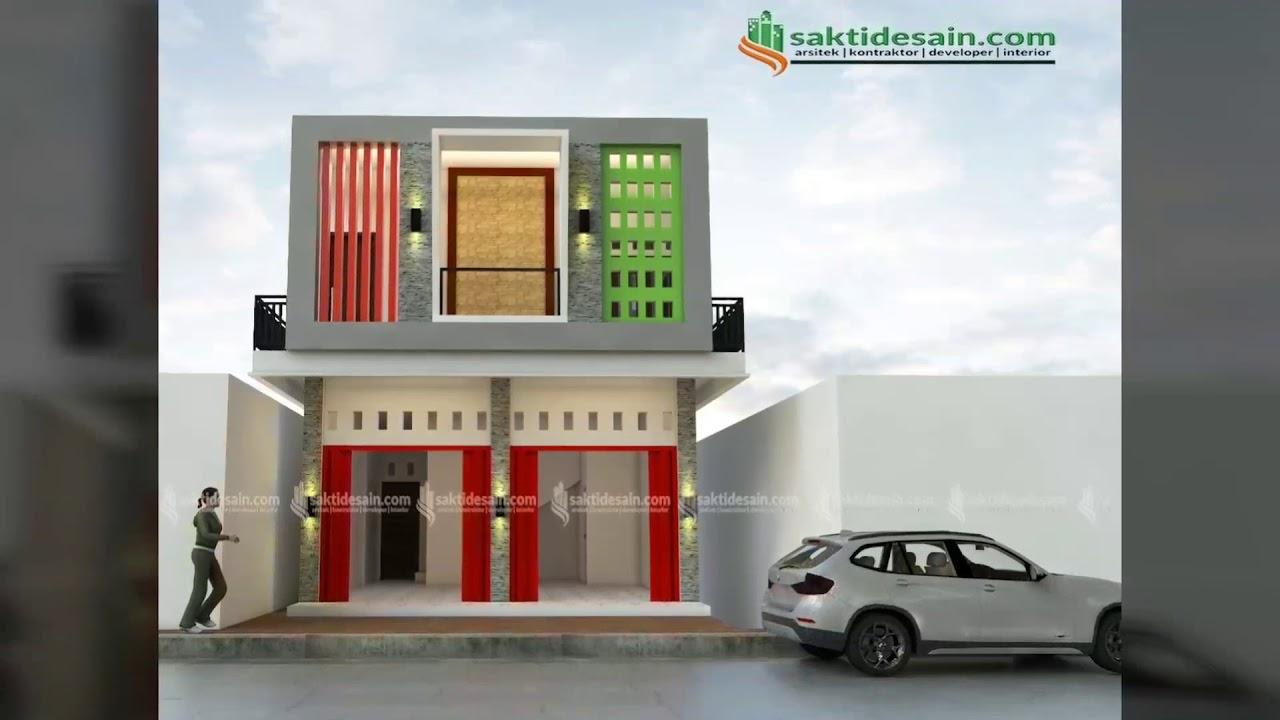 10 Contoh Desain Rumah Atau Ruko Minimalis Modern Dengan Budget Murah Hasil Akhir Mewah Youtube