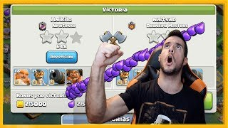 SUPER MI RECORD de COPAS!! - ALDEA NOCTURNA - CLASH OF CLANS