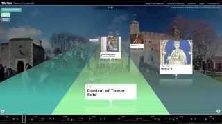 Tiki Toki 3d Timeline