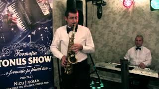 20 TONUS SHOW   Instrumental   sarba moldoveneasca