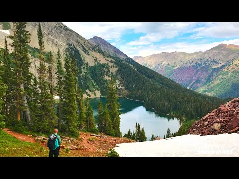 Backpacking Four Pass Loop: Maroon Bells / Snowmass Wilderness, Colorado