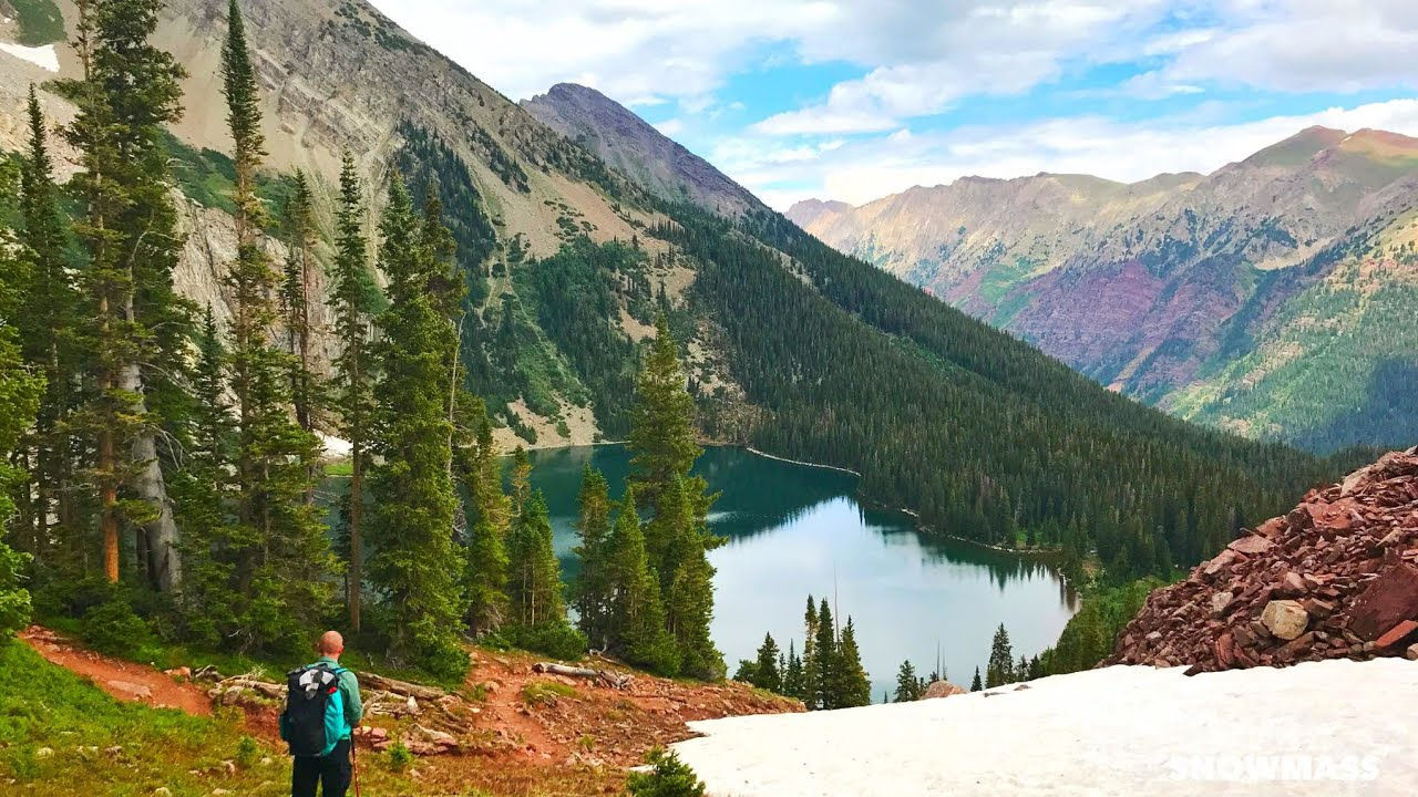 Backpacking Four Pass Loop: Maroon Bells / Snowmass Wilderness, Colorado