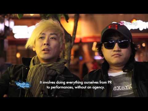 Rock on Korea Ep08 Korean Indie Bands