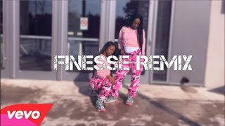 FINESSE (Remix) - Bruno Mars Ft. Cardi B Dance Choreography By @MattSteffanina Twin Version
