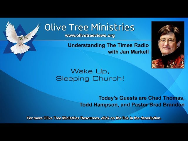 Wake Up, Sleeping Church! – Chad Thomas, Todd Hampson, and Pastor Brad Brandon