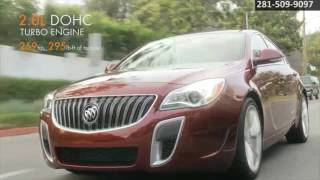 New 2017 Buick Regal Performance West Point Buick GMC Houston and Katy TX