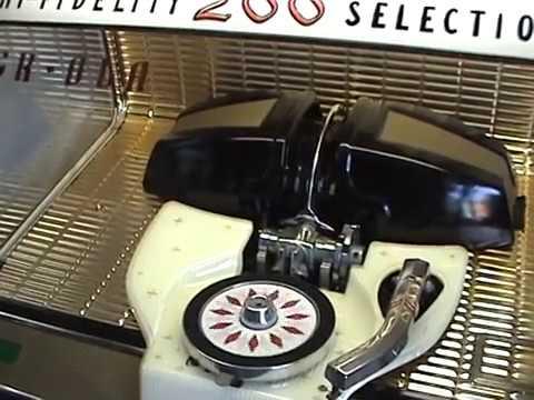 Rockola 1454 Jukebox for sale $2400 by Vintage Cool Stuff