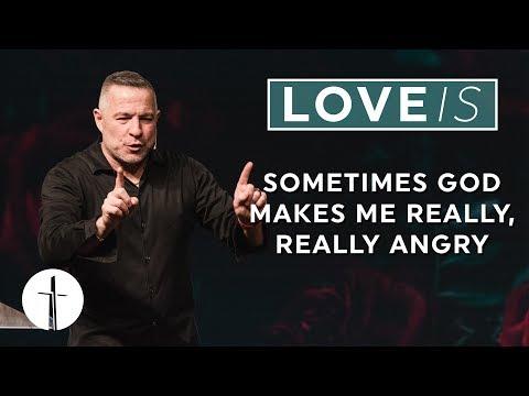 Tim Dilena - Love Is | Sometimes God Makes Me Really, Really Angry