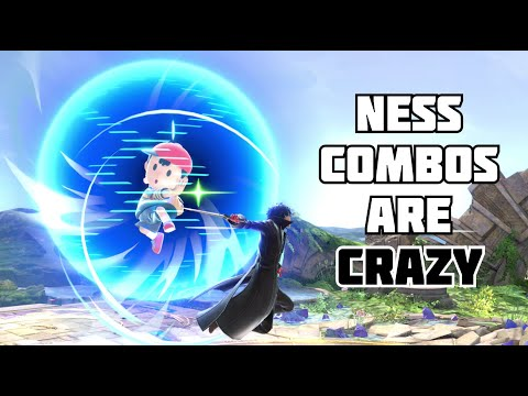 Best NESS Players In Smash Ultimate Competitive