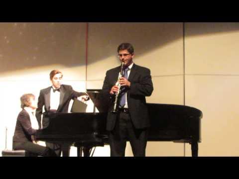 Matt Rosen's Senior Recital at RBRHS-Poulenc Sonata, 3rd Movement