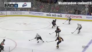 Buffalo Sabres VS. LA Kings NHL Highlights-  December 11th, 2018