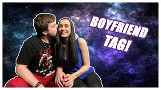 BOYFRIEND TAG! w/ @Morry
